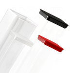 Cleartec Packaging - Cleartec Rectangular Tubes