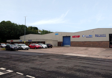 Manufacturing Facility, Sheffield, England